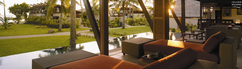Shangri-La's Fijian Resort, Fiji - Restaurant