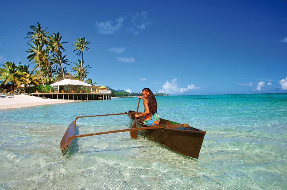 New Zealand And Cook Island Vacation Package