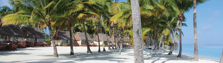Aitutaki Lagoon Resort & Spa, Cook Islands - Beachfront Bungalows
