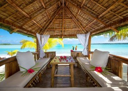 Aitutaki Lagoon Resort & Spa, Cook Islands - Beach Gazebo