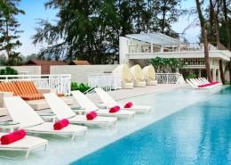 Angsana Laguna Phuket Thailand - Pool