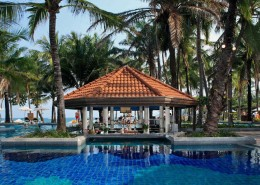 Centara Grand Beach Resort Samui Thailand - Pool Bar