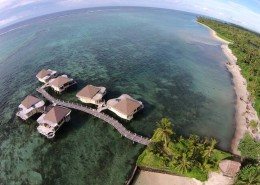 Coconuts Beach Club Resort & Spa, Samoa - Aerial View