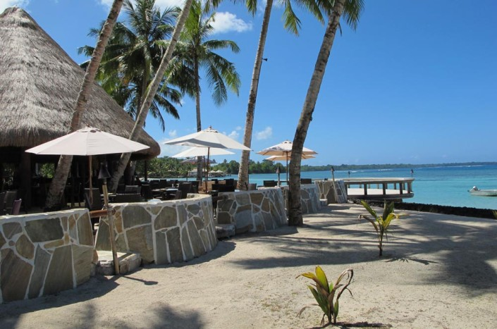 Coconuts Beach Club Resort & Spa, Samoa - Beach Bar