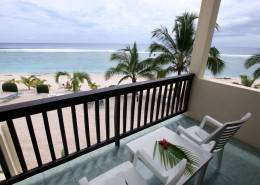 Edgewater Resort & Spa, Cook Islands - Balcony view