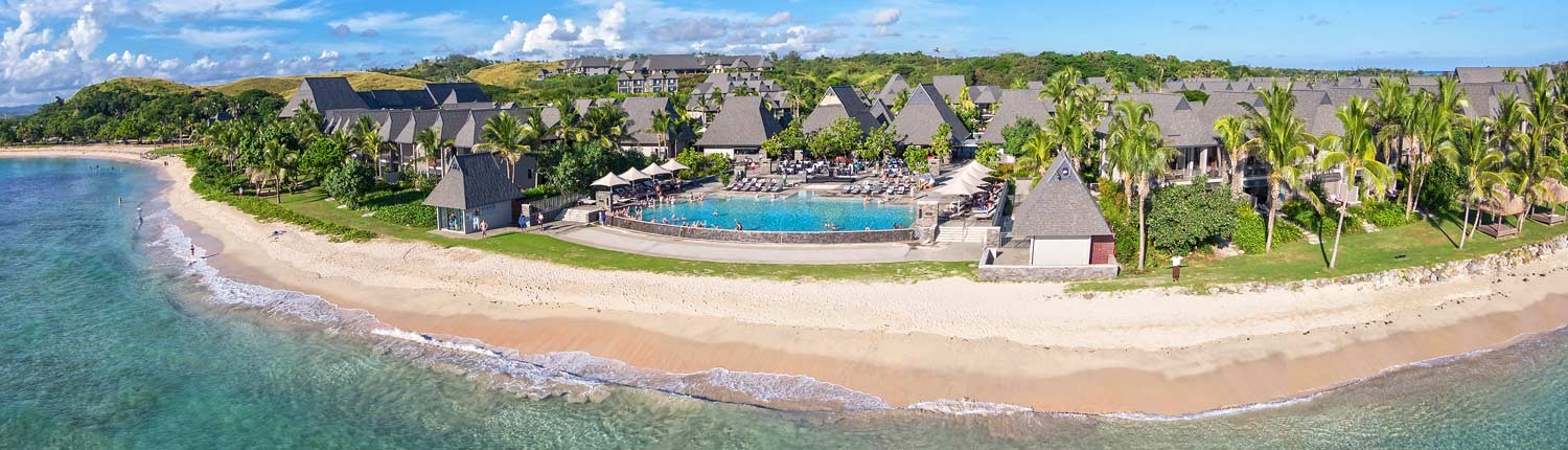 InterContinental Golf Resort & Spa, Fiji - View of Resort