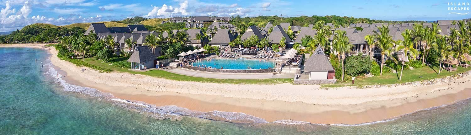 InterContinental Golf Resort & Spa, Fiji - Resort View