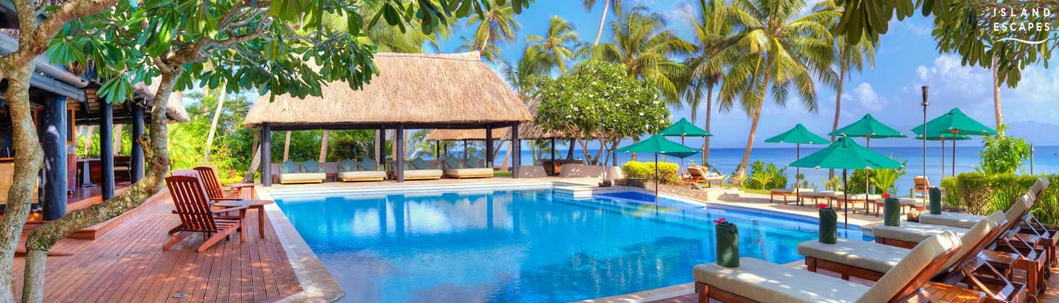 Jean-Michel Cousteau Resort, Fiji - Pool