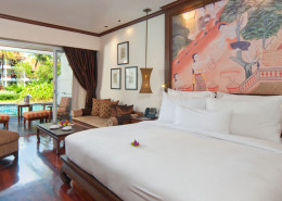 JW Marriott Khao Lak Resort & Spa Thailand - Deluxe Pool Access Room