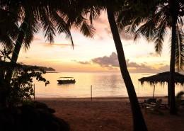 Le Lagoto Resort Savaii, Samoa - Beach Sunset