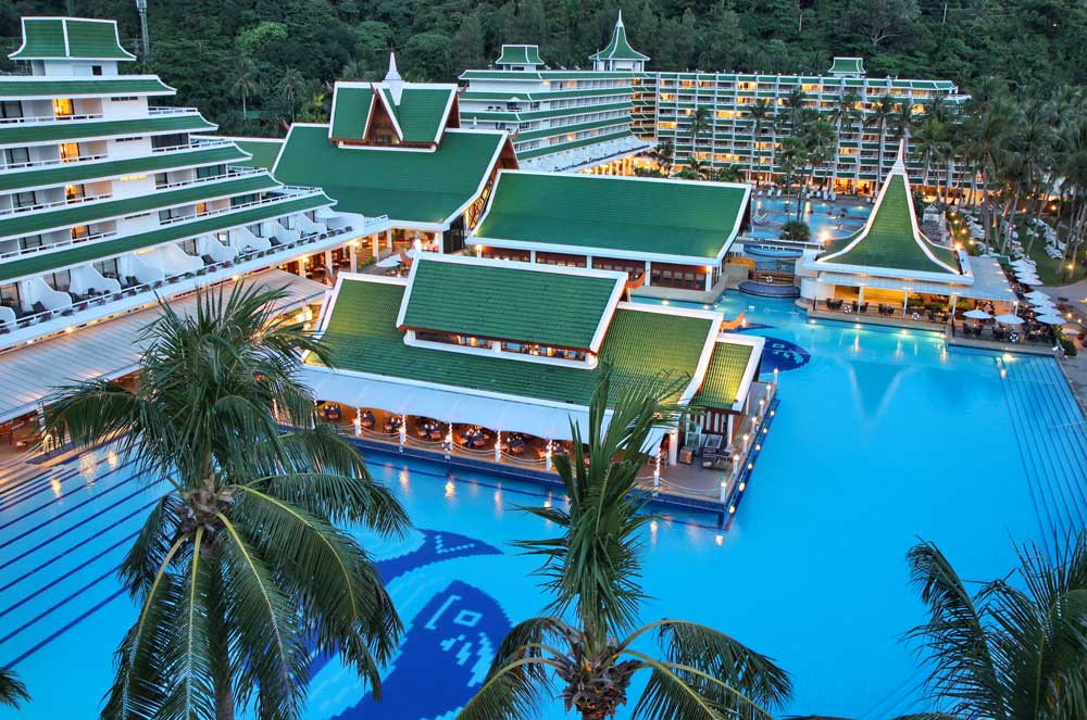 Le meridien phuket beach resort package island escapes 7 night thailand holiday package deal le meridien phuket beach resort from 845 per adult solutioingenieria