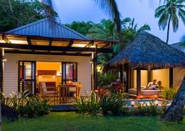 Matamanoa Island Resort - Villa Exterior