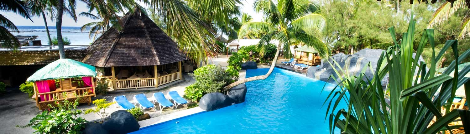 Rarotongan Beach Resort & Spa, Cook Islands - Pool