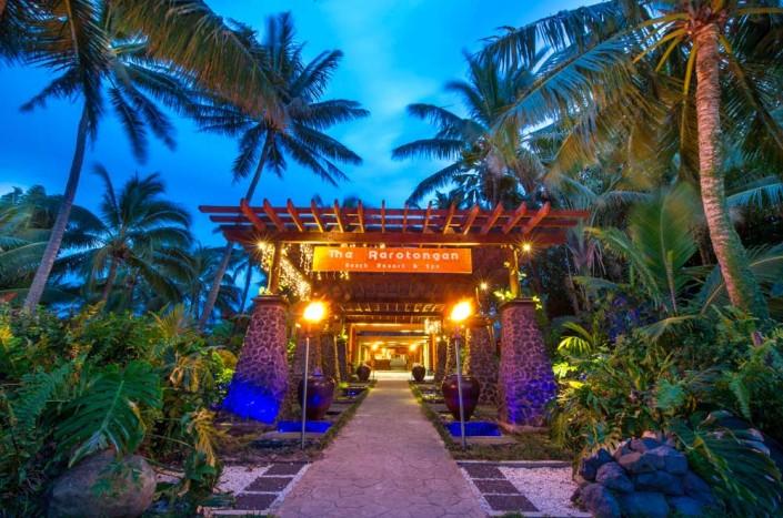 Rarotongan Beach Resort & Spa, Cook Islands - Welcome