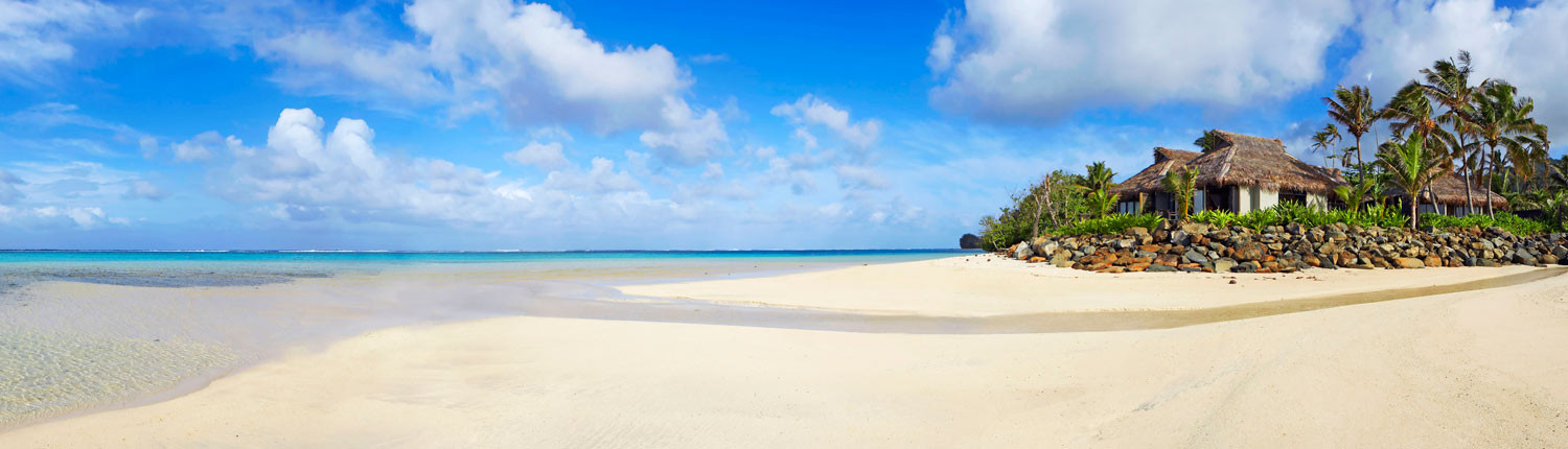 Sea Change Villas Cook Islands - Panorama