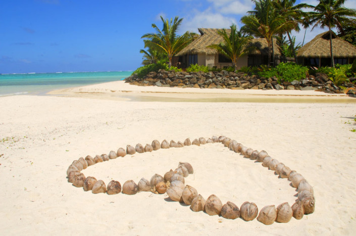 Sea Change Villas, Cook Islands - Romance