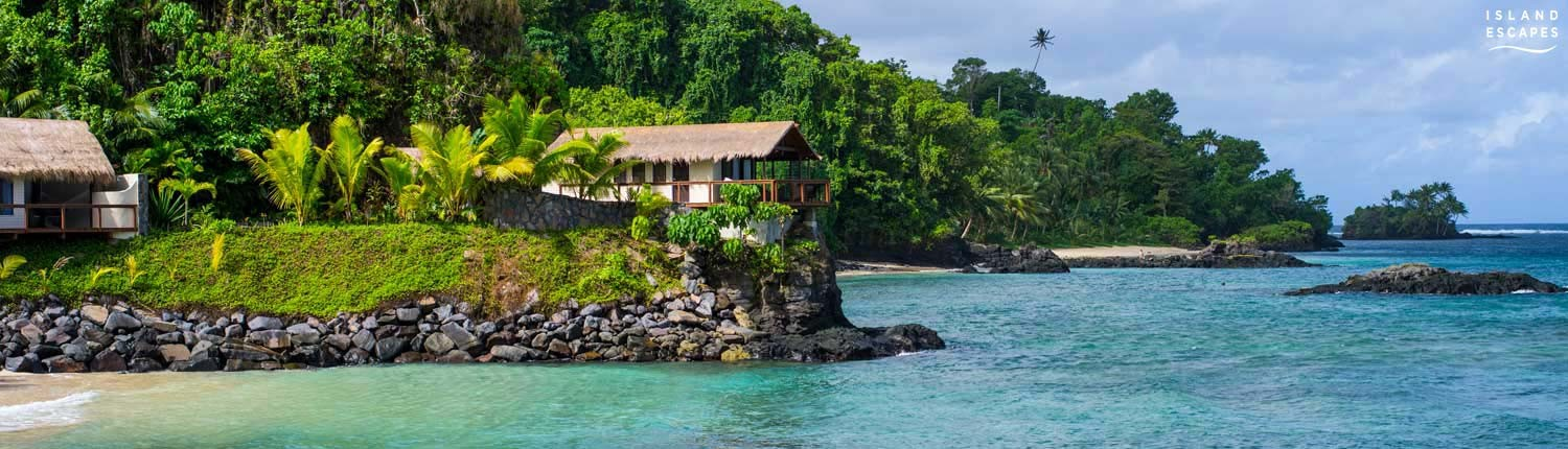 Seabreeze Resort, Samoa - Pointhouse