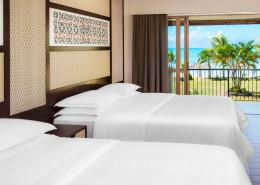 Sheraton Samoa Beach Resort, Samoa - Deluxe Ocean View Room