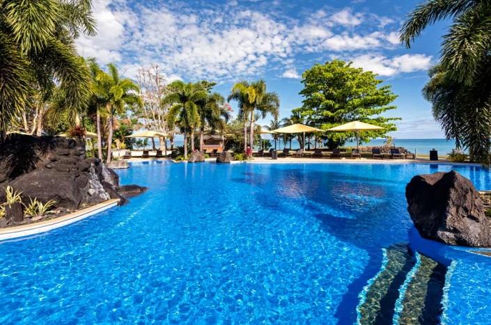 Sheraton Samoa Beach Resort, Samoa - Lagoon Pool