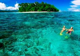 Sinalei Reef Resort & Spa, Samoa - Snorkelling
