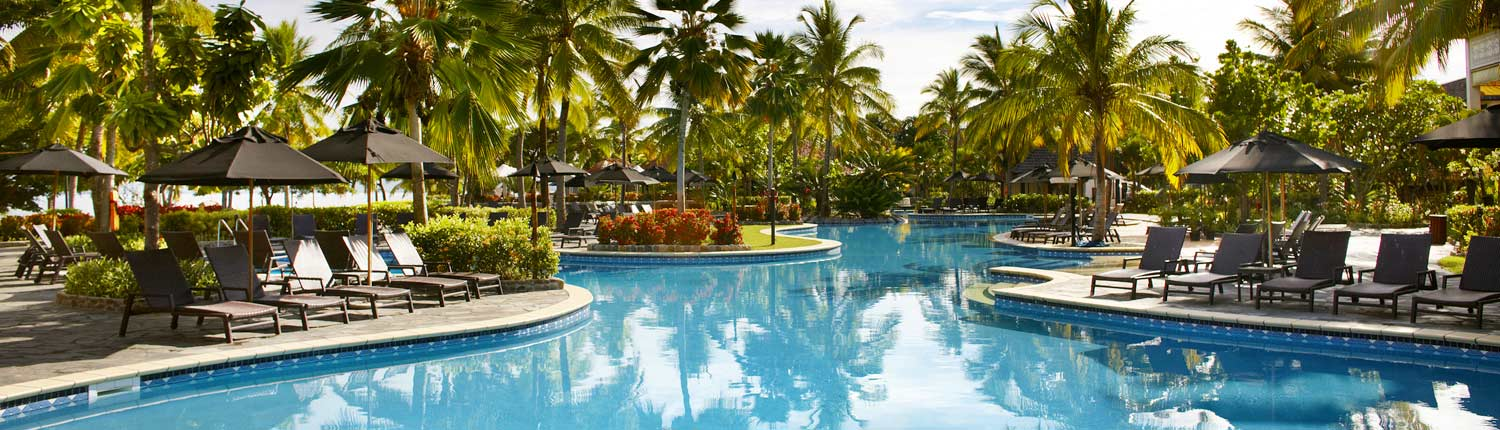 Sofitel Resort & Spa, Fiji - Pool