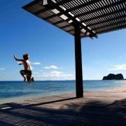 Vomo Island Resort Fiji - Fun in the sun