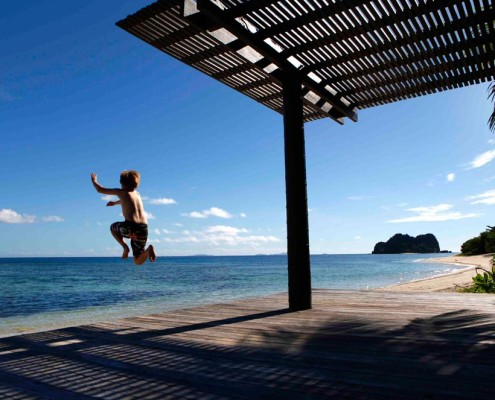Vomo Island Resort Fiji - Fun in the sun