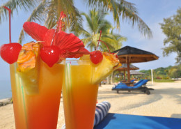 Warwick Le Lagon Resort & Spa, Vanuatu - Cocktails