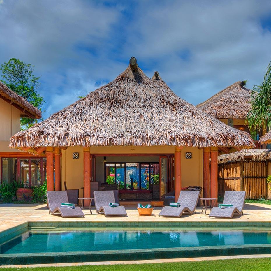 Nanuku Auberge Resort Fiji Holiday Package Deal Island