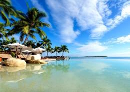 Sheraton Denarau Villas, Fiji - Infinity Pool