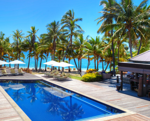 Vomo Island Resort Fiji - Luxury
