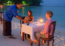 Breakas Beach Resort, Vanuatu - Dining