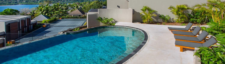The Terraces Boutique Apartments Vanuatu - Pool