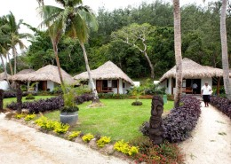 Tropica Island Resort, Fiji - Bures