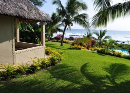 White Grass Ocean Resort, Vanuatu - Oceanview Bure