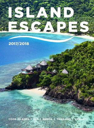 Island Escapes 2017 to 2018 Brochure
