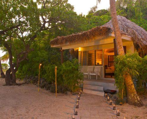 Castaway Island Fiji - Beachfront Bure