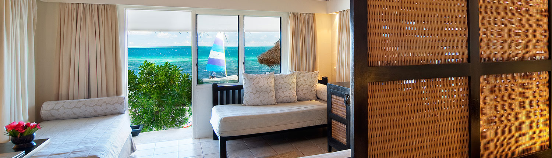 Castaway Island Fiji - Interior Bure