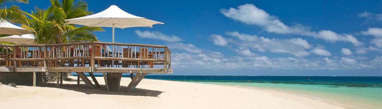 Castaway Island Fiji - Jetty