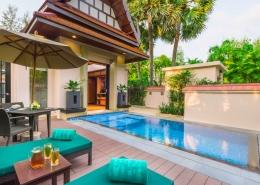 Banyan Tree Phuket, Thailand - Pool Villa Exterior