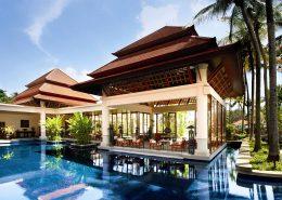 Banyan Tree Phuket Thailand - Tamarind Restaurant