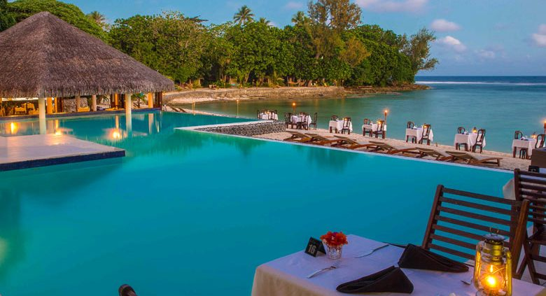Breakas Beach Resort, Vanuatu - Water Views