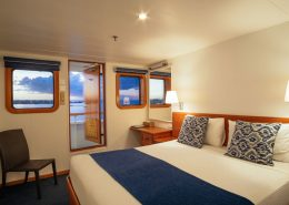 Captain Cook Cruises, Fiji - Stateroom