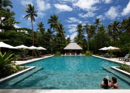 Eratap Beach Resort, Vanuatu - Resort Pool