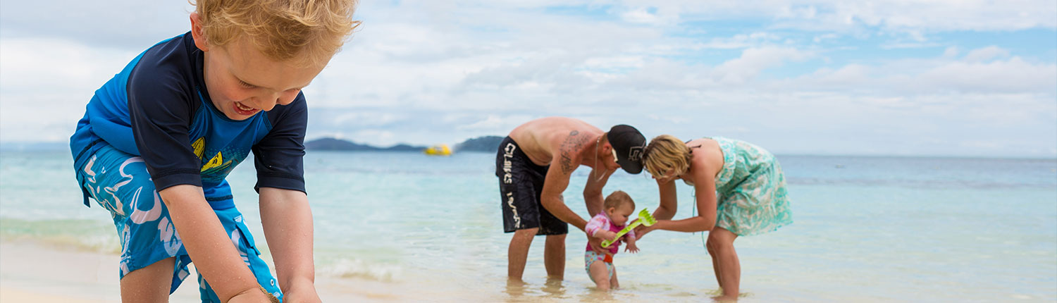 Family Holiday Resort - Mana Island Resort and Spa, Fiji