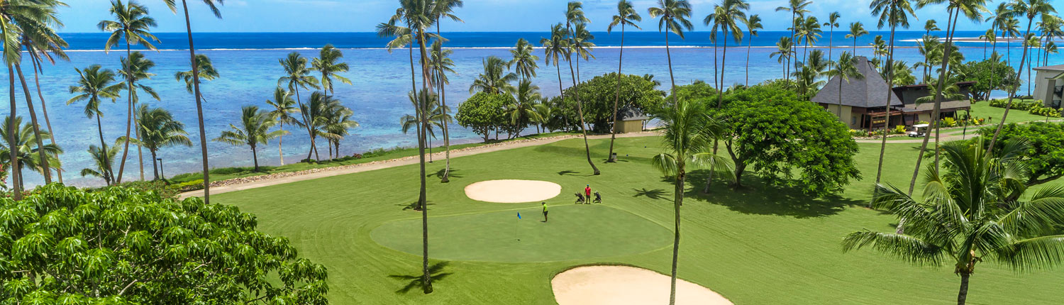 Shangri-La's Fijian Resort - Golf Course