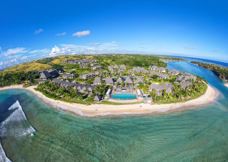 InterContinental Golf Resort & Spa Fiji - Aerial View