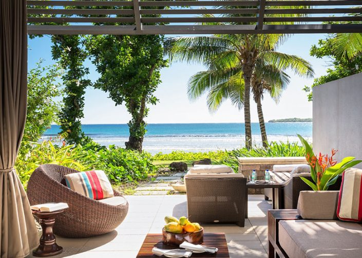 InterContinental Fiji Golf Resort & Spa - Beachfront Room Views