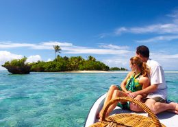 Jean-Michel Cousteau Resort Fiji - Private Island Boat Transfer