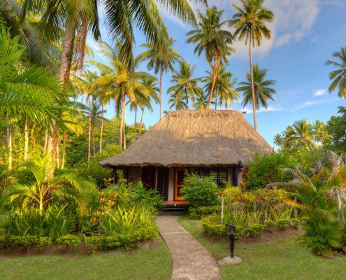 Jean-Michel Cousteau Resort Fiji - Garden View Bure Exterior